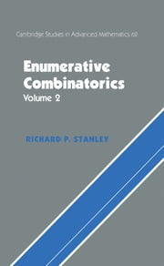 Enumerative Combinatorics: Volume 2 ebook by Richard P. Stanley,Sergey Fomin