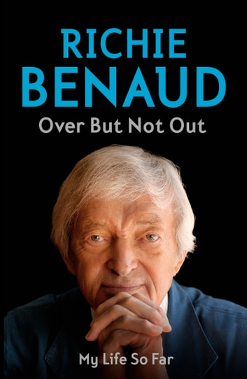 Over But Not Out ebook by Richie Benaud