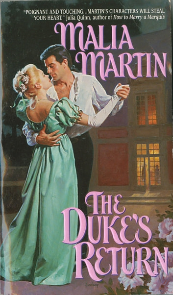 Duke's Return ebook by Malia Martin