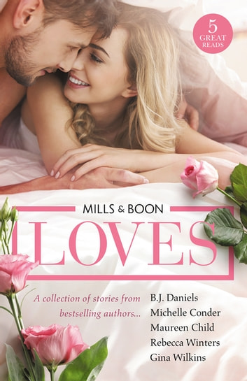 Mills & Boon Loves.../Big Sky Standoff/Girl Behind the Scandalous Reputation/A Bride for the Boss/The Italian Playboy's Secret Son/The M. ebook by Maureen Child,Rebecca Winters,Gina Wilkins,Michelle Conder,B.j. Daniels