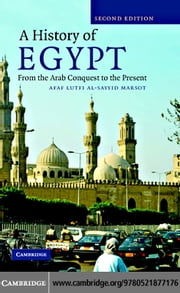 A History of Egypt 2ed ebook by Al-Sayyid Marsot,Afaf Lutfi