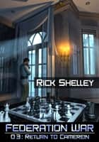 Return to Camerein ebook by Rick Shelley