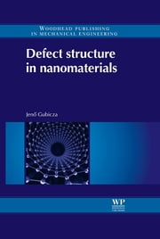 Defect Structure in Nanomaterials