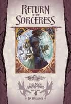 Return of the Sorceress ebook by Tim Waggoner