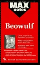 Beowulf (MAXNotes Literature Guides) ebook by Gail Rae