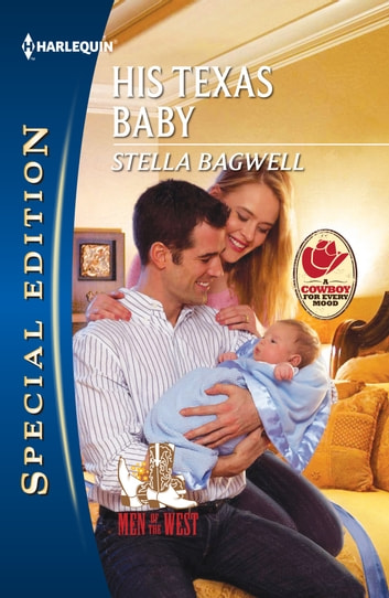 His Texas Baby ebook by Stella Bagwell