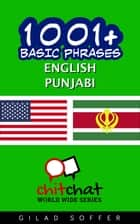 1001+ Basic Phrases English - Punjabi ebook by Gilad Soffer
