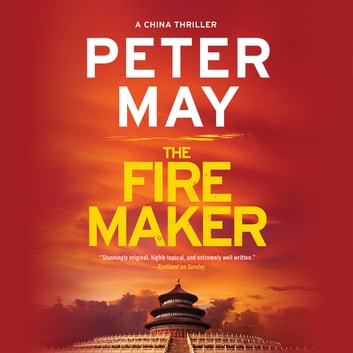 The Firemaker audiobook by Peter May