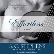 Effortless luisterboek by S.C. Stephens