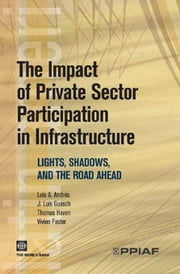 The Impact of Private Sector Participation in Infrastructure: Lights, Shadows, and the Road Ahead ebook by Foster, Vivien