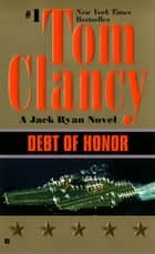 Debt of Honor ekitaplar by Tom Clancy