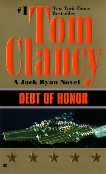 Debt of Honor eBook by Tom Clancy