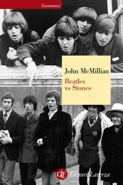 Beatles vs Stones ebook by John McMillian