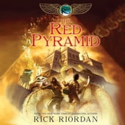 Red Pyramid, The audiobook by Rick Riordan