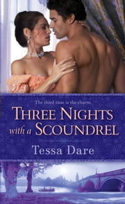 Three Nights with a Scoundrel ebook by Tessa Dare