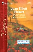 Plain Jane MacAllister ebook by Joan Elliott Pickart