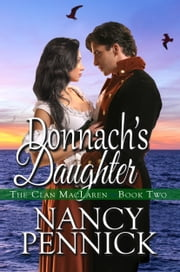 Donnach's Daughter ebook by Nancy Pennick