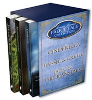 Faerie Tale Collection Box Set #1: Cinderella, Hansel and Gretel, Jack and the Beanstalk ebook by Jenni James