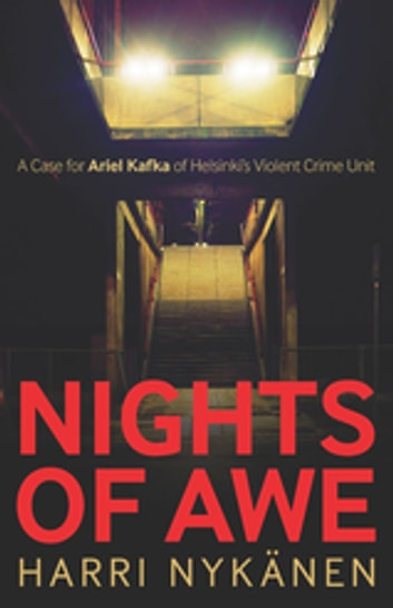 Nights of Awe ebook by Harri Nykanen