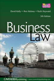 Business Law ebook by Kelly, David