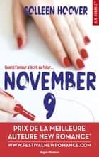 November 9 ebook by Colleen Hoover, Pauline Vidal