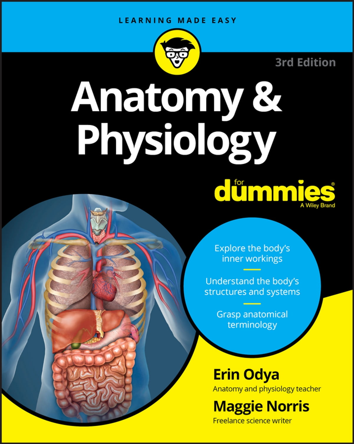 Anatomy and Physiology For Dummies eBook by Erin Odya ...