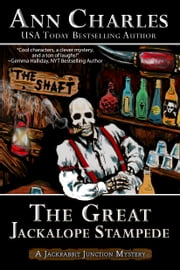 The Great Jackalope Stampede ebook by Ann Charles
