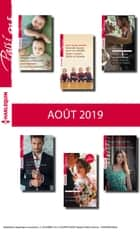 12 romans Passions (n°809 à 814 - Août 2019) ebook by Collectif