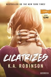 Cicatrizes ebook by K. A. Robinson