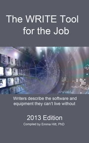 The Write Tool for the Job ebook by Emma Hitt