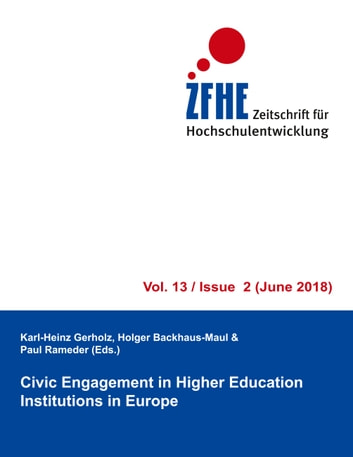 Civic Engagement in Higher Education Institutions in Europe ebook by