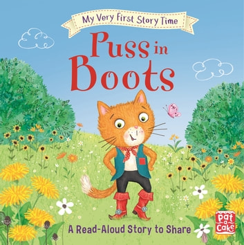 Puss in Boots - Fairy Tale with picture glossary and an activity ebook by Pat-a-Cake,Rachel Elliot