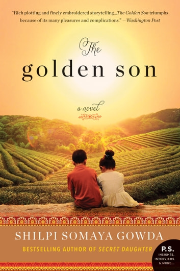 The Golden Son - A Novel eBook by Shilpi Somaya Gowda