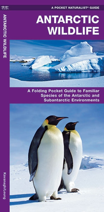 Antarctic Wildlife - A Folding Pocket Guide to Familiar Species of the Antarctic and Subantarctic Environments ebook by James Kavanagh,Waterford Press