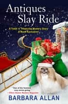 Antiques Slay Ride ebook by Barbara Allan