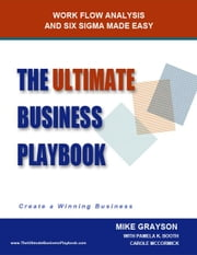 The Ultimate Business Playbook ebook by Grayson, Mike