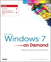 Microsoft Windows 7 On Demand, Portable Documents ebook by Steve Johnson,Perspection Inc.