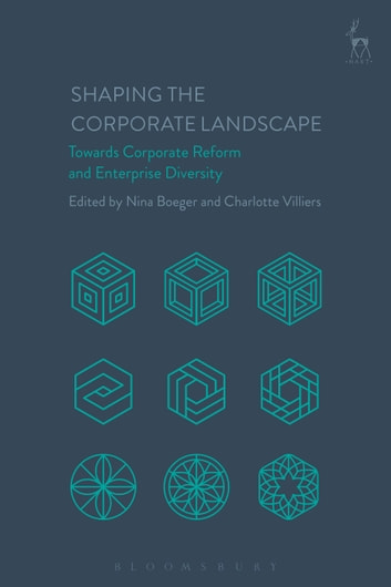 Shaping the Corporate Landscape - Towards Corporate Reform and Enterprise Diversity ebook by