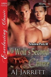 A Wolf's Second Chance ebook by AJ Jarrett
