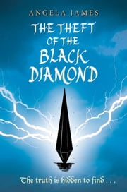 The Theft of the Black Diamond - Book 2 in the Amshir Series ebook by Angela James