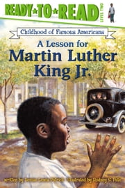 A Lesson for Martin Luther King Jr. - with audio recording ebook by Denise Lewis Patrick,Rodney S. Pate