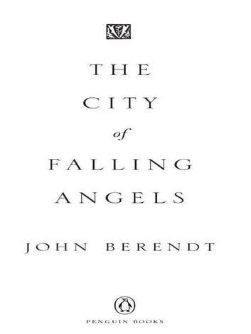 The City of Falling Angels ebook by John Berendt