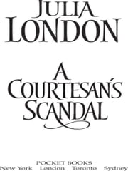 A Courtesan's Scandal ebook by Julia London