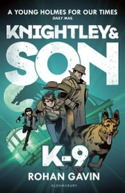 K-9 ebook by Rohan Gavin