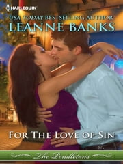 For the Love of Sin (Mills & Boon M&B) ebook by Leanne Banks