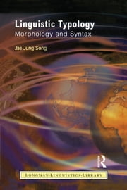Linguistic Typology - Morphology and Syntax ebook by Jae Jung Song