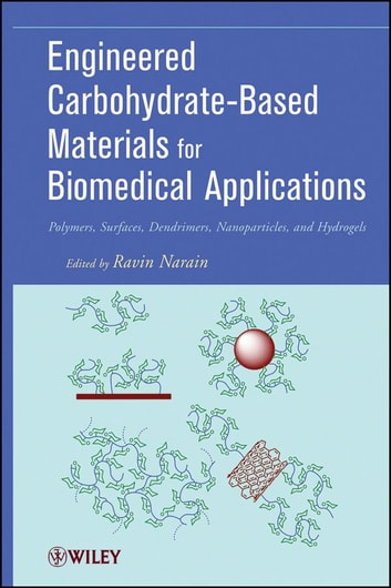 Engineered Carbohydrate-Based Materials for Biomedical Applications - Polymers, Surfaces, Dendrimers, Nanoparticles, and Hydrogels ebook by