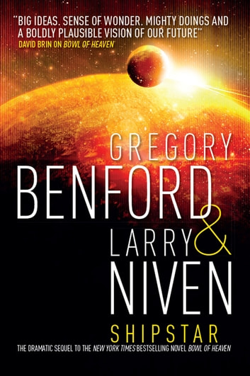 Shipstar eBook by Larry Niven,Gregory Bentham,Gregory Benford