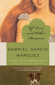 Of Love and Other Demons ebook by Gabriel García Márquez