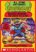 Little Comic Shop of Horrors (Give Yourself Goosebumps #17) ebook by R.L. Stine